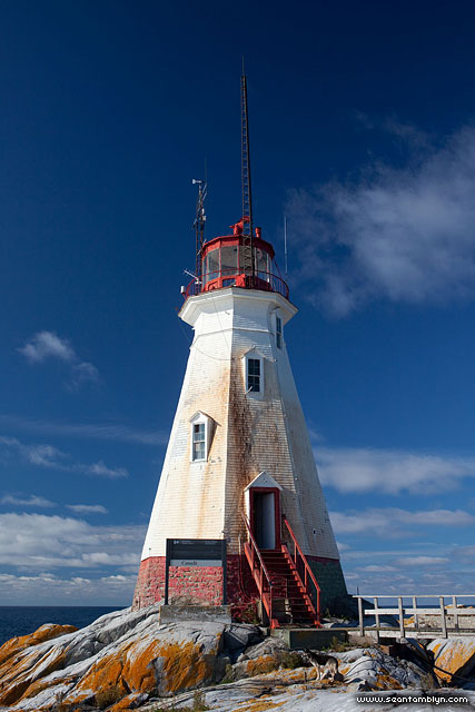 Lighthouse declared surplus, Western Islands, Georgian Bay