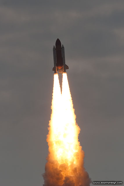 Final launch of space shuttle Endeavour, STS-134