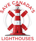 Save Canada&#039;s Lighthouses Logo