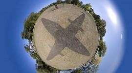 Claudette Abrams' Flight Path, Ward's Island, Toronto Islands